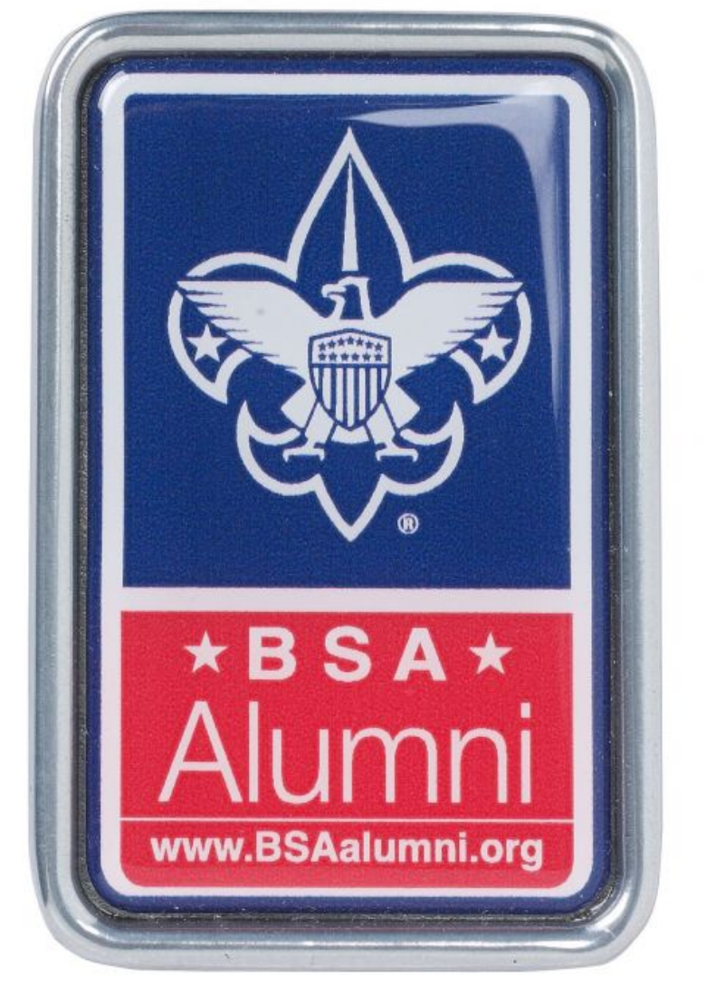 Alumni Decal Scout Decal